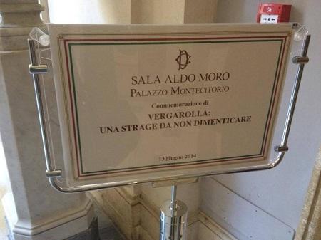 SETTANTESIMO ANNIVERSARIO STRAGE DI VERGAROLLA