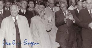 Oscar Luigi Scalfaro dalla Costituente al Quirinale