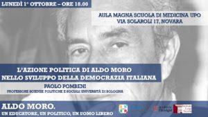 Aldo Moro: L'AZIONE POLITICA NELLO SVILUPPO DELLA DEMOCRAZIA ITALIANA