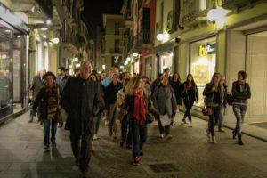Passeggiata per i luoghi della memoria e della resistenza a Novara