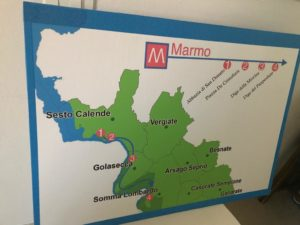Presentazione progetto Vie del Marmo