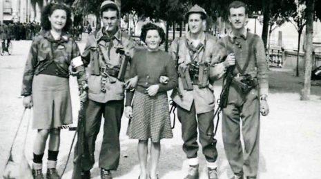 partigiani a Intra 24 aprile - Copia